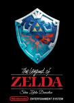 NES - Legend of Zelda: Shin Zelda Densetsu (front)