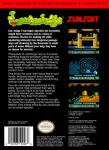 NES - Lemmings (back)