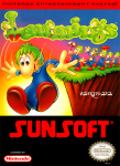 NES - Lemmings (front)