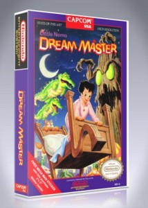 NES - Little Nemo The Dream Master