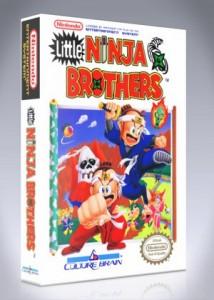 NES - Little Ninja Brothers