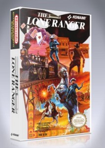 NES - The Lone Ranger