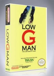 NES - Low G Man: The Low Gravity Man