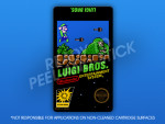 NES - Luigi Bros. Label