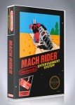 NES - Mach Rider