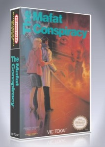 NES - Mafat Conspiracy, The