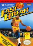 NES - Magic Johnson's Fast Break (front)