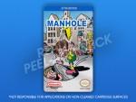 NES - Manhole Label