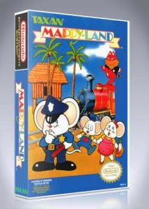 NES - Mappy-Land