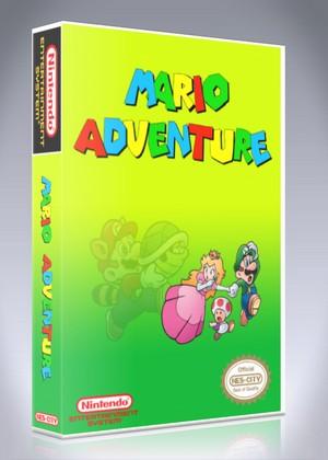 NES - Mario Adventure