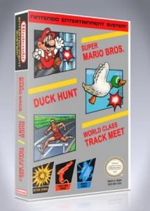 NES - Super Mario Bros. | Duck Hunt | World Class Track Meet