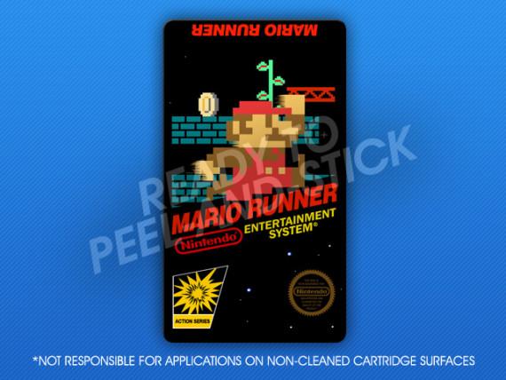 NES - Mario Runner