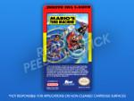 NES - Mario's Time Machine Label