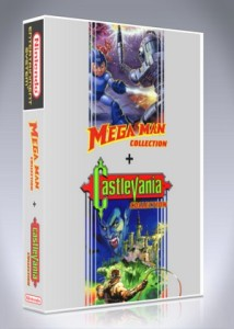 NES - Mega Man Collection + Castlevania Collection