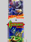 NES - Mega Man Collection + Castlevania Collection (front)