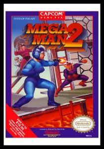 NES - Mega Man 2 Poster