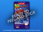 NES - Mega Man 5 Label