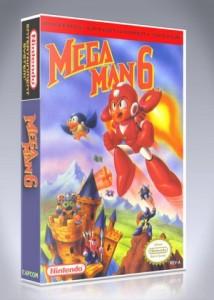 NES - Mega Man 6