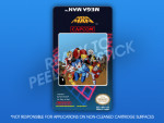 NES - Mega Man Label