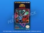 NES - Mega Man Redux Label