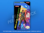 NES - Metal Gear 2: Snake's Revenge Label