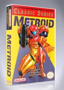 NES - Metroid (Classic Series)