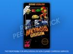 NES - Metroid Origin Label
