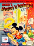 NES - Mickey's Adventure in Numberland (front)