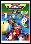 NES - Micro Machines Poster