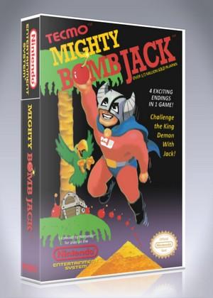 NES ? Mighty Bomb Jack