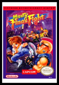 NES - Mighty Final Fight