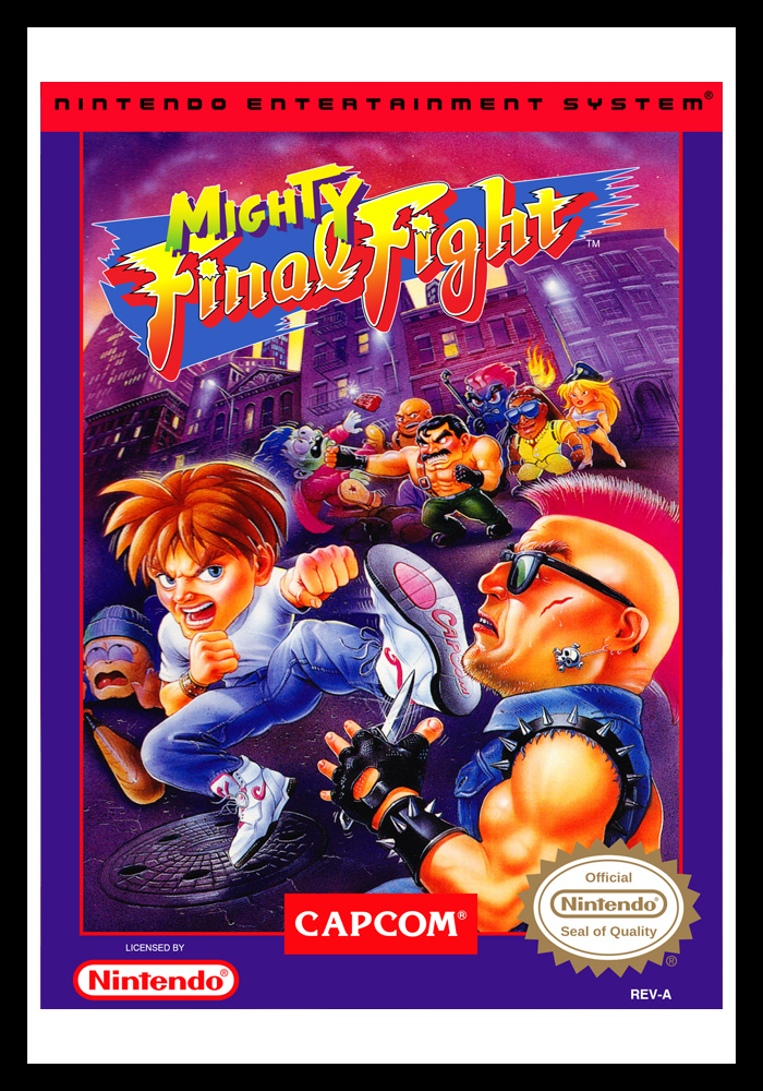 NES – Mighty Final Fight