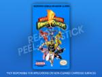NES - Mighty Morphin Power Rangers