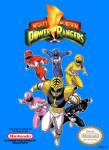 NES - Mighty Morphin Power Rangers (front)
