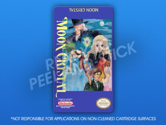 NES - Moon Crystal