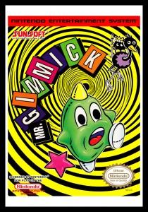 NES - Mr. Gimmick Poster