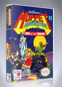 NES - Muppet Adventure: Chaos at the Carnival