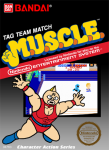 NES - Tag Team Match: M.U.S.C.L.E. (front)