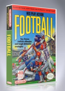 NES - NES Play Action Football