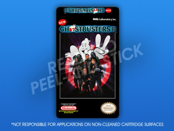 NES - New Ghostbusters II