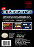 NES - New Ghostbusters II (back)