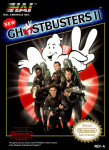 NES - New Ghostbusters II (front)