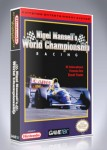 NES - Nigel Mansell's World Championship Racing