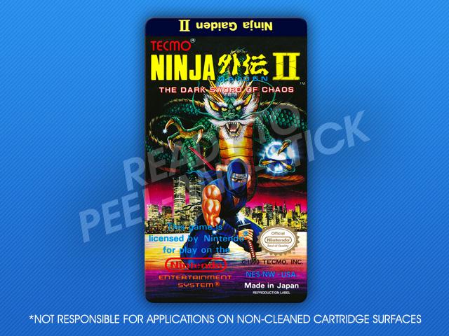ninja gaiden 2 nes