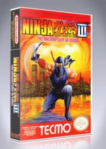 NES - Ninja Gaiden III