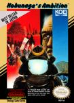 NES - Nobunga's Ambition (front)