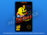 NES - Pac-Man 3 Label