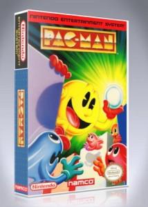 NES - Pac-Man