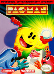NES - Pac-Man (front)