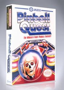 NES - Pinball Quest